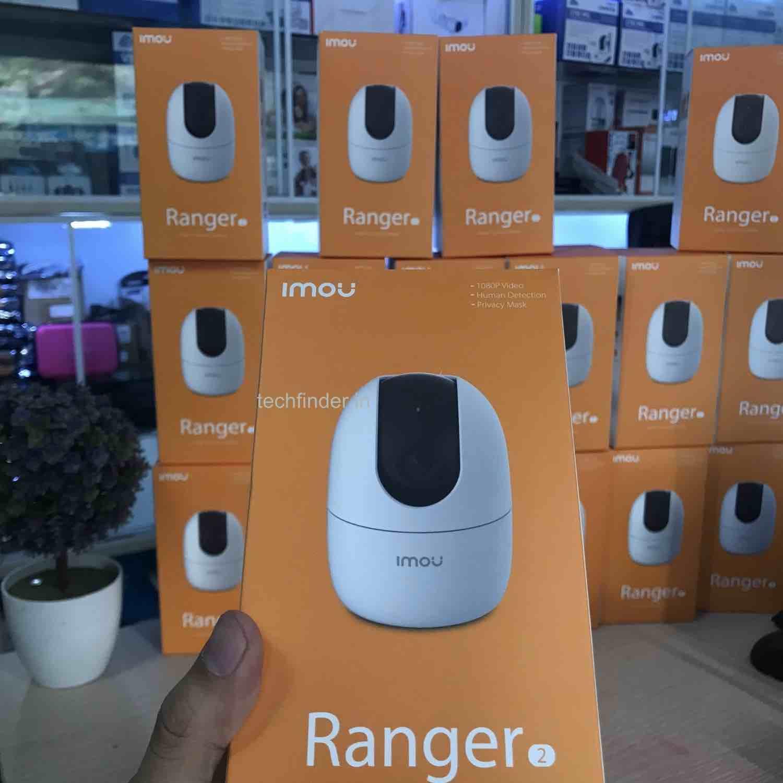Dahua Imou Ranger 2 Wifi IP Wireless Dome Camera