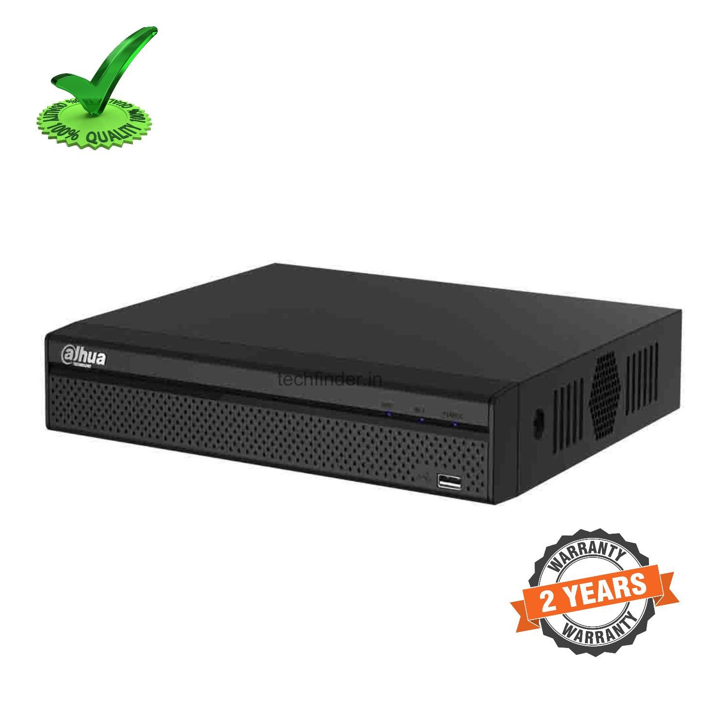 Dahua DHI-NVR2108HS-4KS2 08ch 80mbps 1 Sata 6TB Network Video Recorder