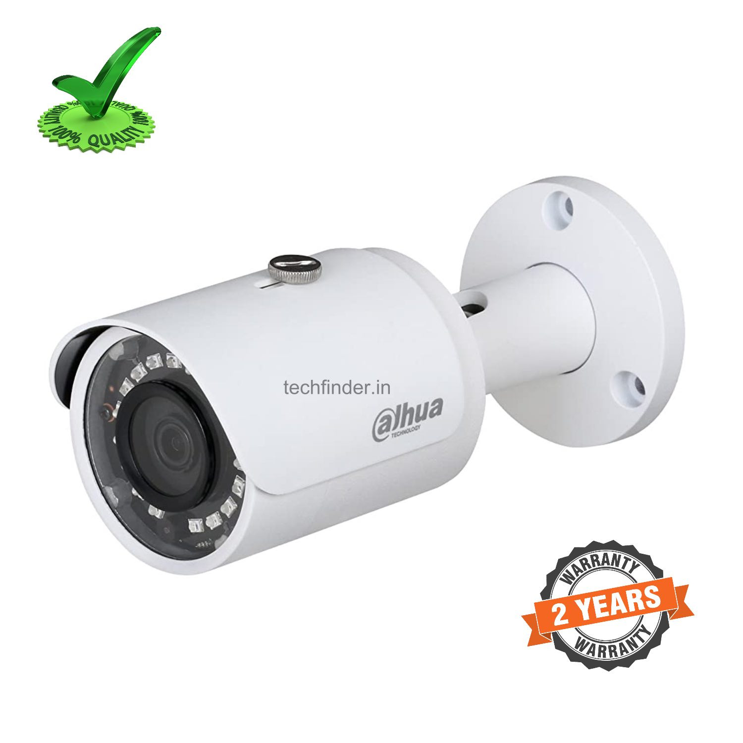 Dahua DH-IPC-HFW12B0SP-L 2MP IR Mini-Bullet Network IP Camera