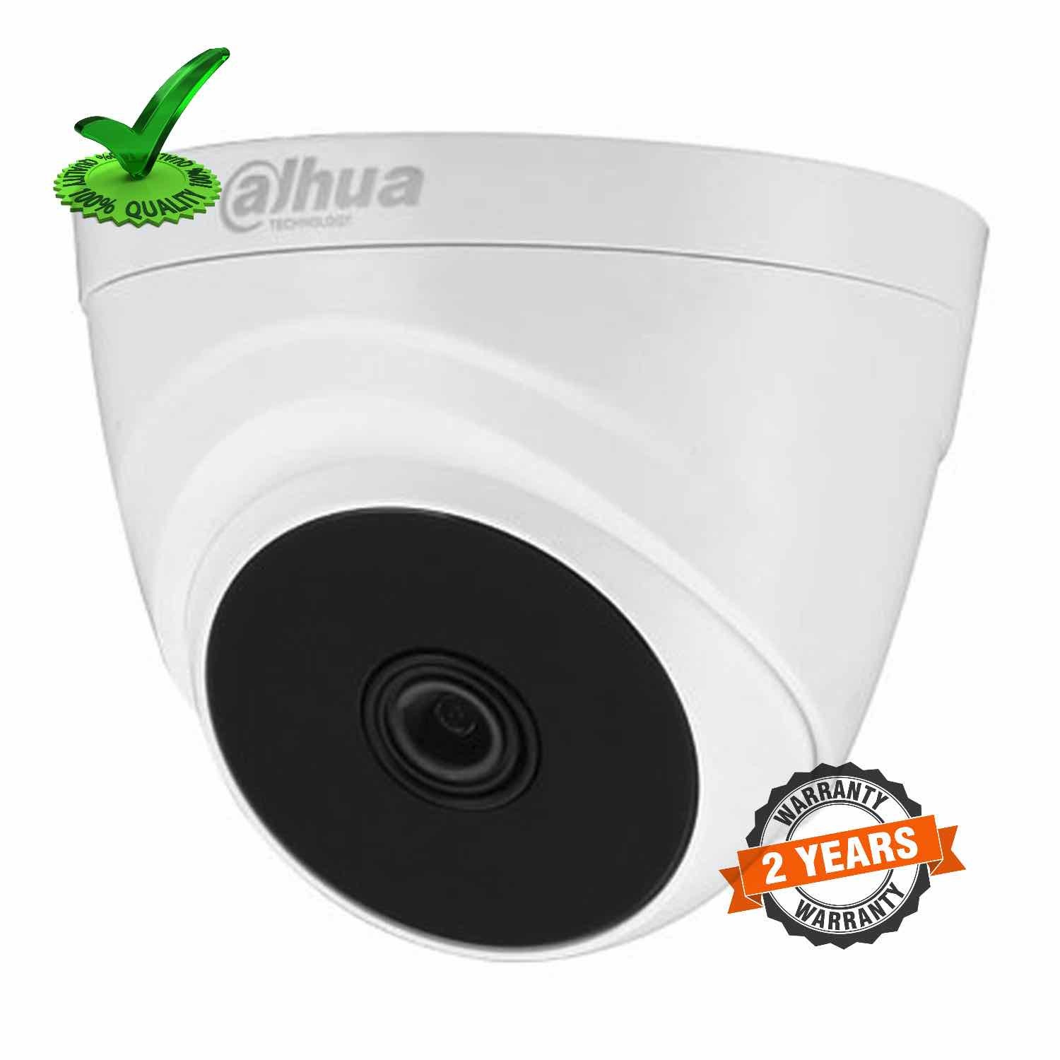 Dahua DH-HAC-T1A11P HDCVI 1mp IR  Dome Camera