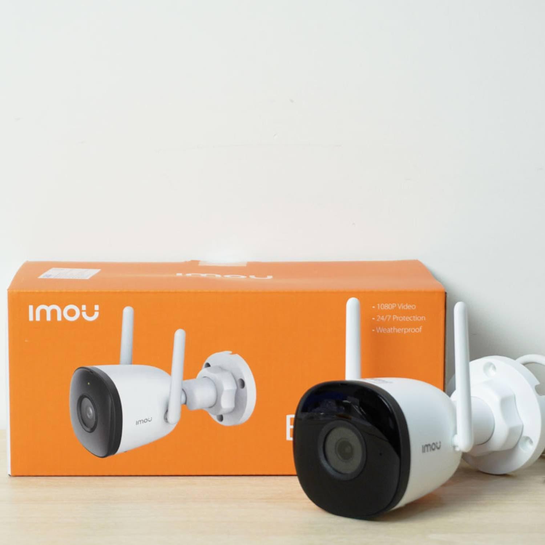 Imou IPC-F22FP 2mp 1080P H.265 Outdoor IP67 Bullet 2E Wi-Fi Camera