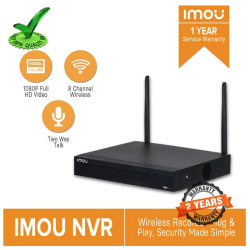Imou 8Channel Wireless Video Recorder